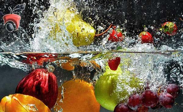شستن میوه در بهترین ماشین ظرفشویی