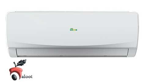 کولر گازی گرین مدل GWS-H24P1T1A