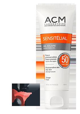 کرم ضد آفتاب ای سی ام (ACM)