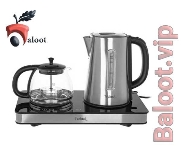 بهترین چای ساز تکنو مدل Te-983