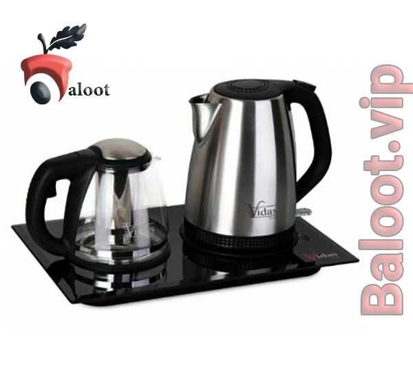 بهترین چای ساز ویداس مدل VIR-2083