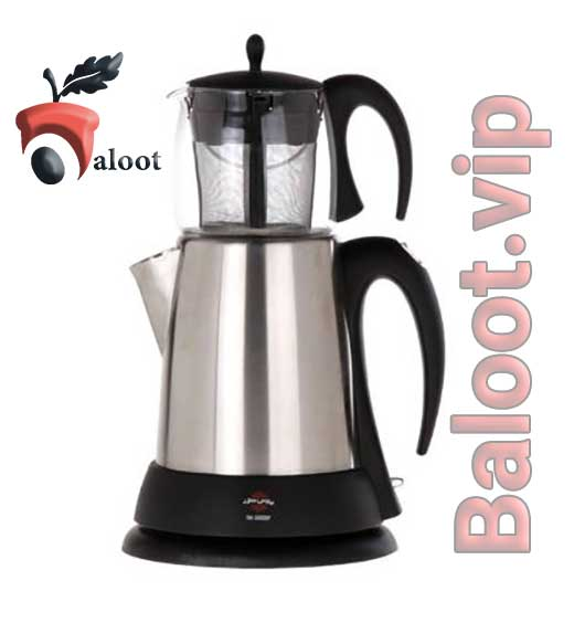 بهترین چای ساز بخار (دم آور خودکار) پارس خزر TM-3000SP