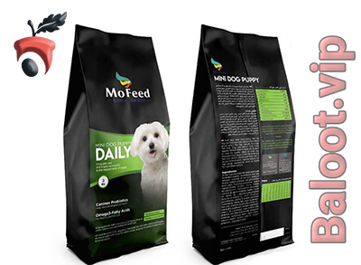 غذای خشک سگ مفید مدل Mini Dog Puppy