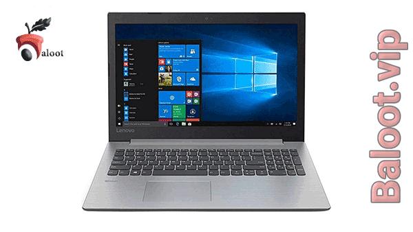 لپ تاپ 15 اینچی لنوو مدل Ideapad 330 - NXB بلوط
