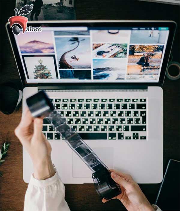 لپ تاپ مولتی مدیا یا خانگی بلوط