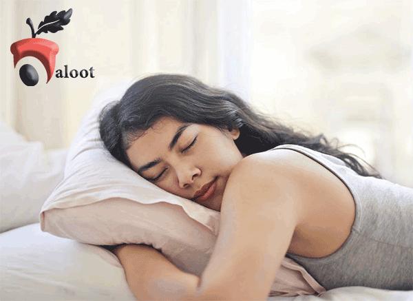 خواب راحت با بالشت طبی