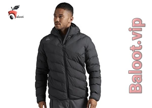 بهترین کاپشن کوتاه مردانه Down Jacket – ریباک