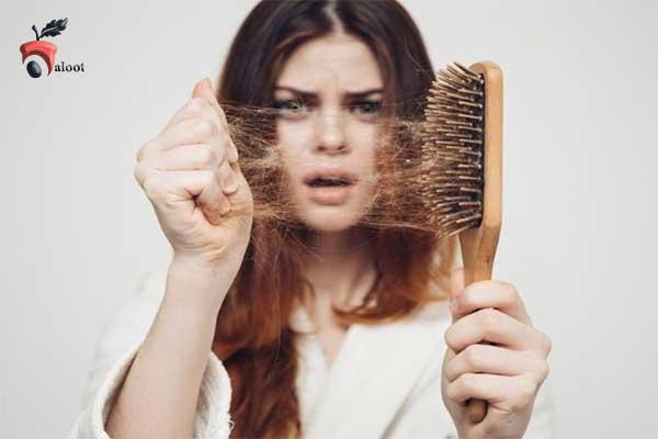 مهمترین علت ریزش مو-بلوط