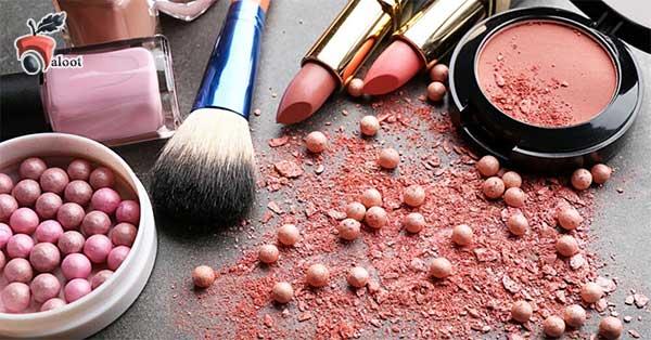 روش نگهداری از لوازم آرایش پودری بلوط