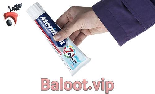 خمیر دندان سفید کننده مریدنت مدل 7 Complete