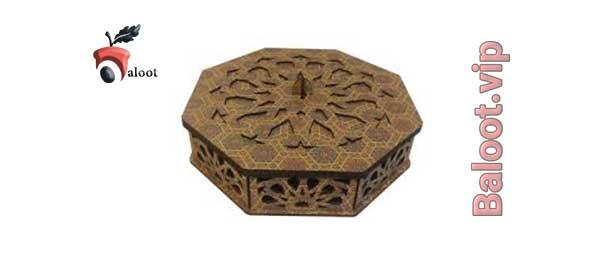 بهترین جعبه دمنوش هدیه-بلوط