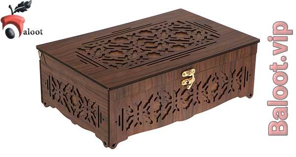 بهترین باکس چوبی رومیزی-بلوط
