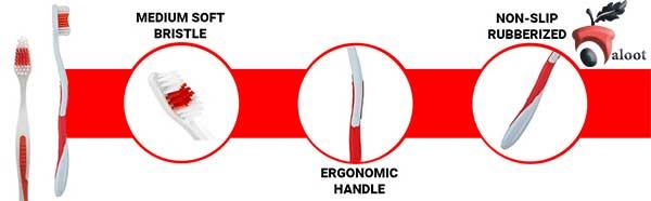 مشخصات مسواک استاندارد-بلوط