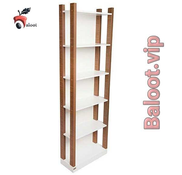 بهترین مدل کتابخانه کلاسیک ساده - بلوط