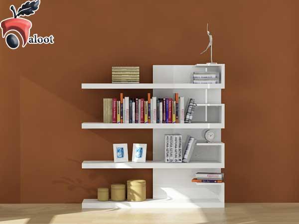 مدل کتابخانه کلاسیک -بلوط