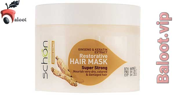 بهترین ماسک مو مناسب موهای رنگ شده-بلوط