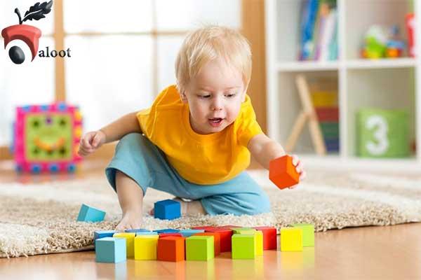بهترین اسباب بازی برای کودک دو ساله-بلوط