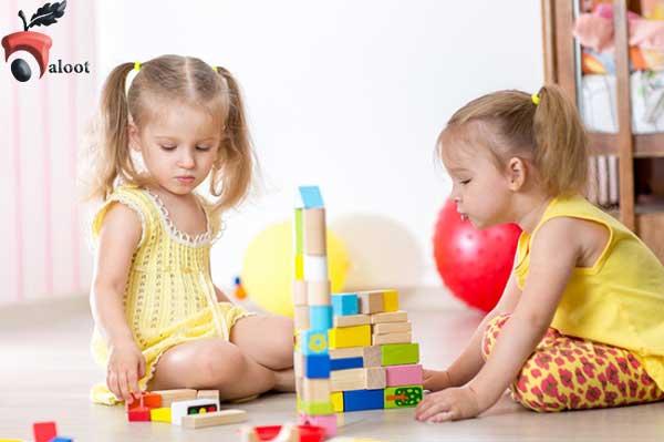 بهترین اسباب بازی برای کودکان 3 ساله تا 6 ساله-بلوط