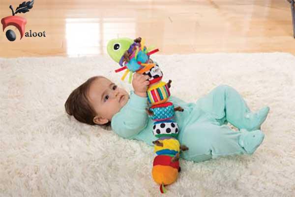 بهترین اسباب بازی برای کودکان تا 6 ماهگی-بلوط