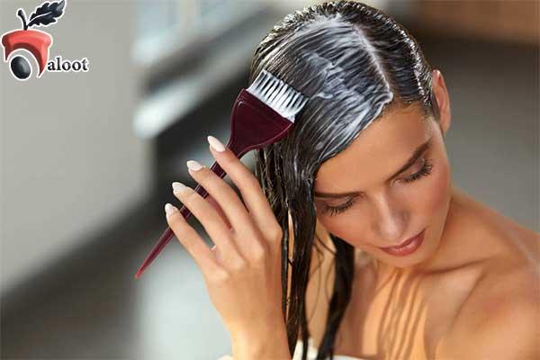 بهترین ماسک مو مناسب موهای رنگ شده - بلوط